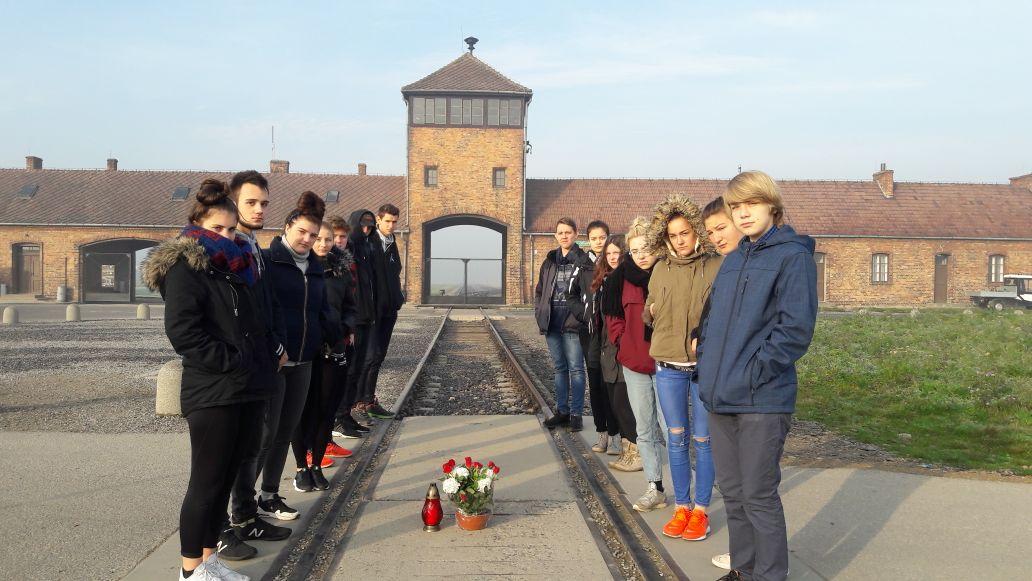 Studienreise Konzentrationslager Auschwitz – Förderverein ...